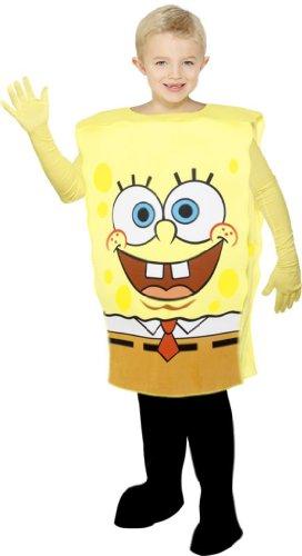 SpongeBob SquarePants Costume Child Medium