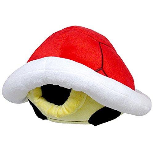 Little Buddy USA Super Mario Series Koopa Shell Pillow Plush, 15