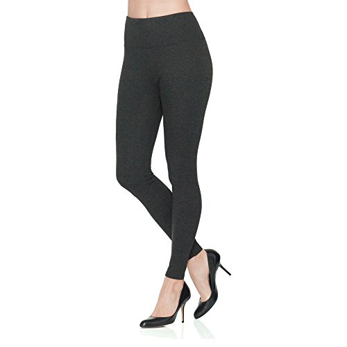 SPANX Women's Ready-to-Wow Heathered Ponte Leggings