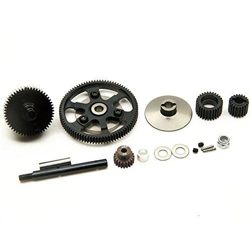 wraith transmission gears - 4