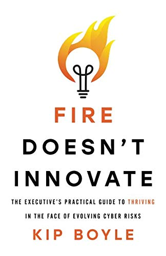 Fire Doesn't Innovate: The Executive's Practical Guide to Thriving in the Face of Evolving Cyber Risks (Get A Physical Address For Your Business)