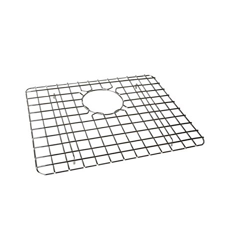 Coated Stainless Bottom Grid - Franke MK28-36C Manor House Bottom Sink Grid for MHK110-28, Coated Stainless Steel