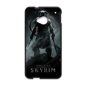 HTC One M7 Phone Case Skyrim F4517308