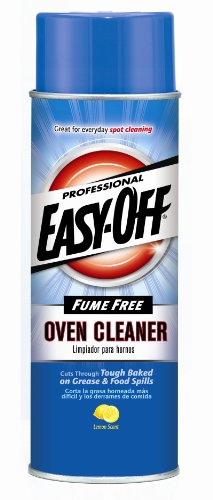 Easy Off Professional Fume Free Oven Cleaner Aerosol, 24 Ounce