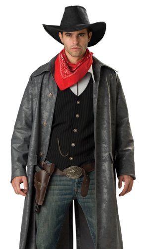 Outlaw Costume - X-Large - Chest Size 46-48