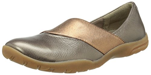 Clarks Mujeres Vallee Pine Flat Gris