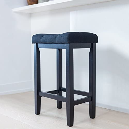 Wood Kitchen Counter Bar Stool ...  sc 1 st  Amazon.com & Bar Stools | Amazon.com islam-shia.org