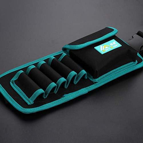 HZG レトロなキャンバス生地肥厚電気技師ベルトポーチメンテナンスツールウエストバッグ便利なツールバッグ 職人スペシャルパッケージ