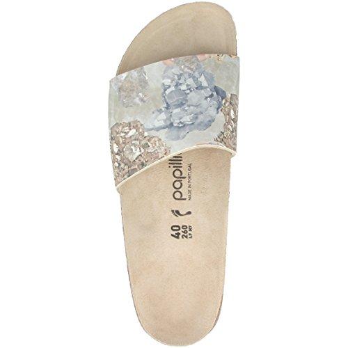 Papillio Womens Cora Birko-Flor Mules Narrow Crystal Rose Size EU 40 - UK L7 RnSvUqhI3h