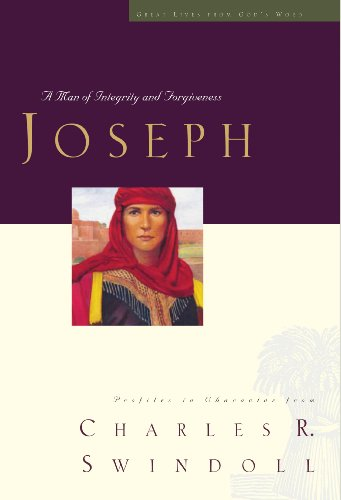 Joseph (Life History Of Joseph In The Bible)