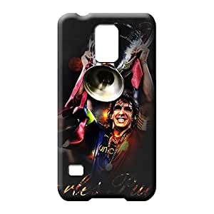 samsung galaxy s5 mobile phone case Hard Ultra High Grade the football player of barcelona carles puyol