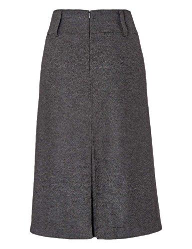 STRENESSE Falda Mujer gris