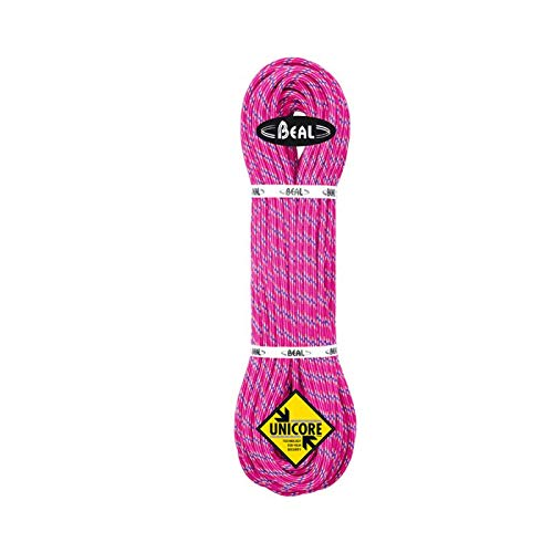 BEAL Ice Line 8.1mm x 50m UC DC Fushia Red One Size