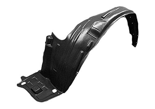 OE Replacement Honda Odyssey Front Driver Side Fender Inner Panel (Partslink Number HO1248128) (Driver Side Inner Fender)