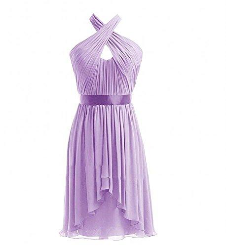 Lavendel KA Beauty Beauty Damen Damen Kleid KA 87YxnYdFw