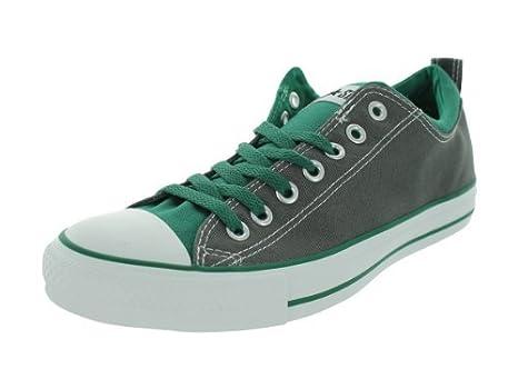 b6355153306e CONVERSE Men s Shoes All Star Low Dull Collar Charcoal Sneakers (4 Men s    6 Women s