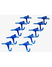 Maple Tree Tapping Kit - Blue 5/16 inch Taps- Tree Saver Spiles with Hooks (Pack of 10) Food Grade Reusable – from Maple Tapper