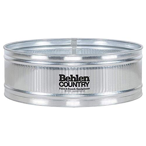 Behlen Country Steel Stock Tank Round Approximately 150 Gallon ()