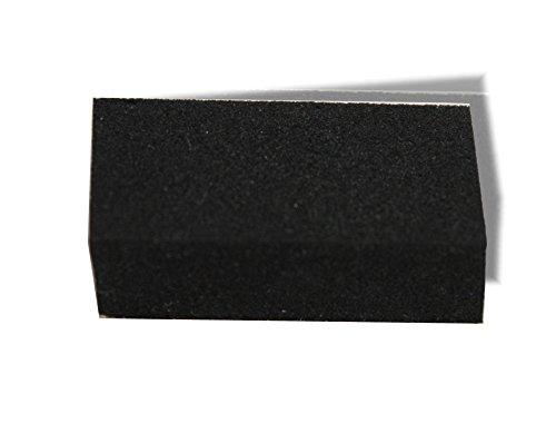 Piece Weatherstrip 10 (Isolation Foam for P Bass Pickup Black Foam 10 pack)