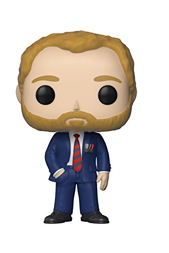Funko Pop  Royal Family Prince Harry Collectible Figure