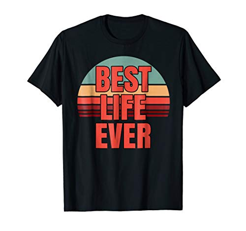 Best Life Ever Gift T Shirt for JW Broadcasting