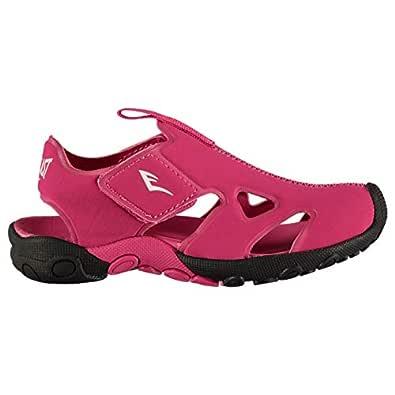 Everlast Shodan Sports Kids Sandals Outdoors Walking Hiking Summer Shoes UK 1 (33) Pink