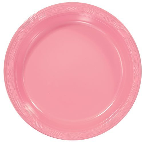 Hanna K. Signature Collection Plastic Plate, 50 Plates, 10-Inch,