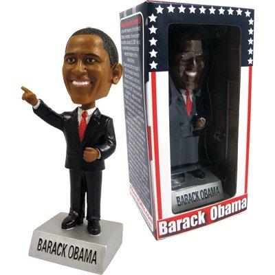BARACK OBAMA BOBBLE HEAD 44TH PRESIDENT (Barack Obama Figure compare prices)
