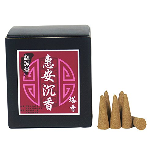 Agarwood Aloeswood Incense Cones 5 Ounes About 100pcs