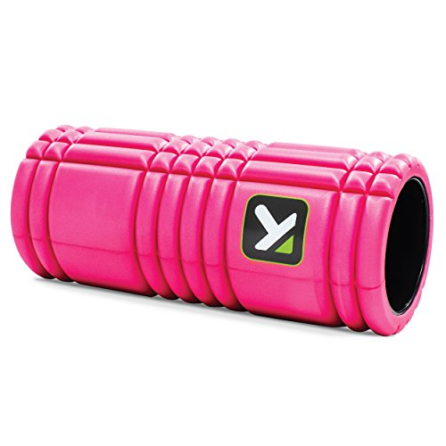 GRID Foam Roller with Free  Video - Choice of Colors