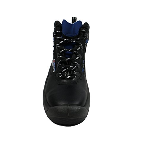 Berner Sport Chaussures de sécurité/Chaussures de travail/Chaussures professionnelles/Chaussures de randonnée Noir S3 - noir - Schwarz, 39 EU