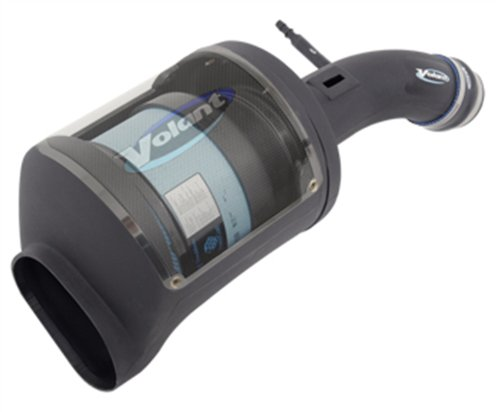 Volant 388571 PowerCore Cool Air Intake Kit Incl. Filter Box/Air Duct/Ram Filter/Connectors/Clamps/Air Scoop PowerCore Cool Air Intake Kit
