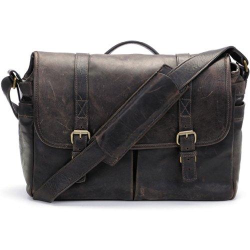 ONA - The Brixton - Camera Messenger Bag - Dark Truffle Leather (ONA5-013LDB) by Ona