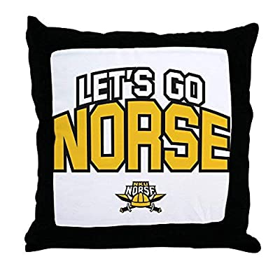 FiuFgyt Northern Kentucky Comfortable Pillow Cases Decorative Pillow Covers 18 x 18 Square