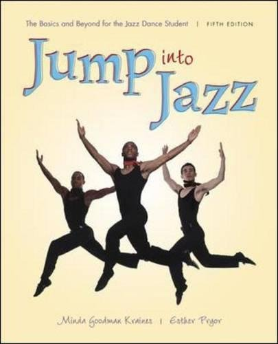 Jump into Jazz: The Basics and Beyond for Jazz Dance Students by McGraw-Hill Education