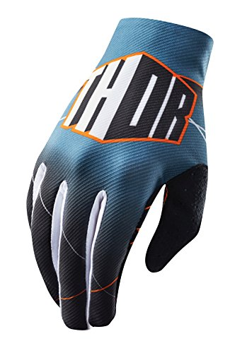 (NEW THOR-MX VOID MOTOCROSS/OFFROAD YOUTH GLOVES, PRISM STEEL-GRAY, 2XS/XXS)