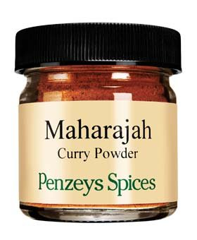 Maharajah Style Curry Powder By Penzeys Spices 1.1 oz 1/4 cup jar