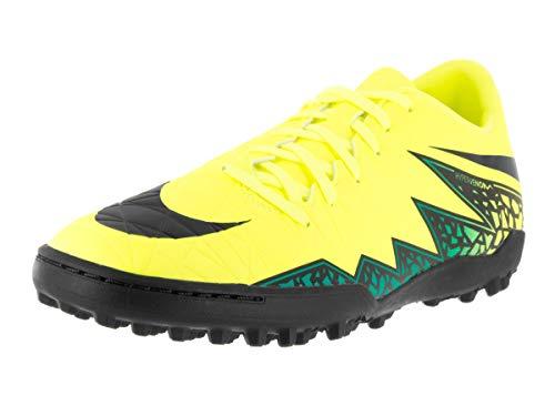Nike Hypervenom Phelon II Turf Shoes [VOLT] (11.5) 749899-703
