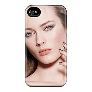 Premium Protection Radiant Beauty Case Cover For Iphone 4/4s- Retail Packaging