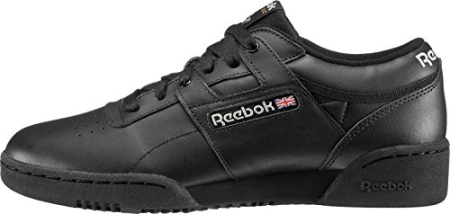 Baskets Reebok Low - Baskets, Homme, Blanc - (int-black / Light Grey)