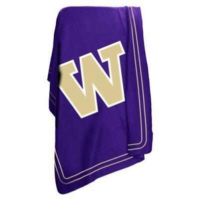 NCAA Washington Huskies Classic Fleece Blanket