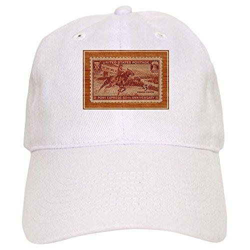 Express - Baseball Cap with Adjustable Closure, Unique Printed Baseball Hat (1940 Baseball)