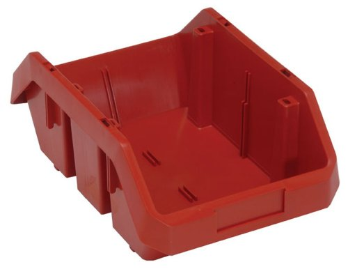 - Quantum Storage Systems QP1285RD Quick Pick Bins 12-1/2-Inch by 8-3/8-Inch by 5-Inch, Red, 20-Pack