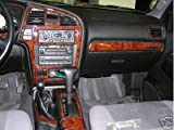 NISSAN PATHFINDER INTERIOR BURL WOOD DASH TRIM KIT
