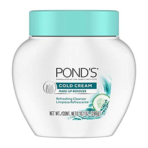 Pond's Refreshing Cleanser & Make-Up Remover, Cucumber 10.1 oz (Pack of 12)