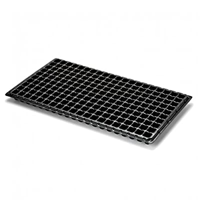 Extra Strength 200 Cell Seedling Starter Trays for Seed Germination, Plant Propagation, Soil & Hydroponics, Growing Trays, Planting Starter Plugs by Bootstrap Farmer