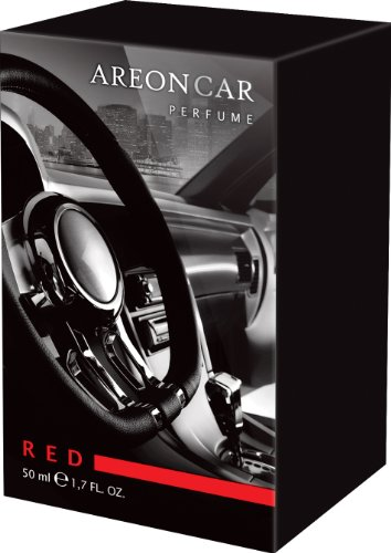 Areon Luxury Air Freshener Areon Car Perfume Red 50ml (Areon Car Spray compare prices)
