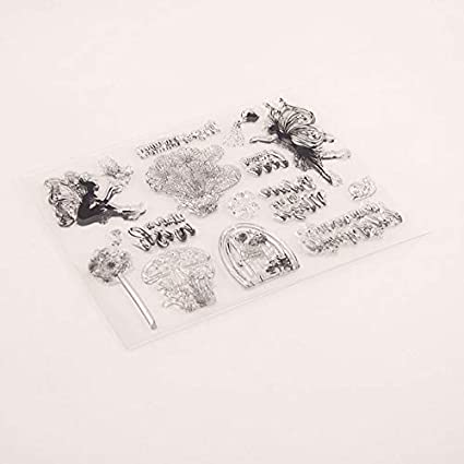 Sea World GIMITSUI Store Silicone Clear Stamp