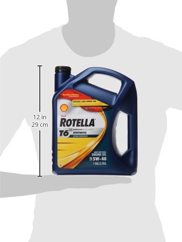 Rotella t6 5w40 coupons