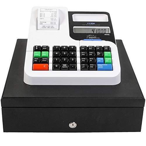 Royal 410dx Electronic Cash - System Management Royal Cash
